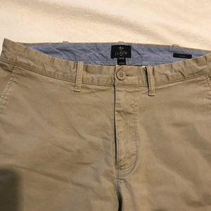 JCrew Men's Khakis